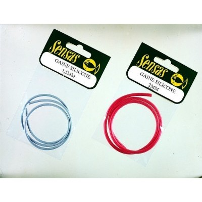 Sensas Coloured Silicone Tubing
