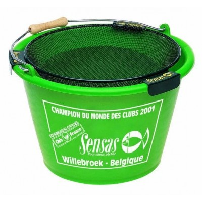 Sensas 17 Litre Bucket System (Riddle not included)
