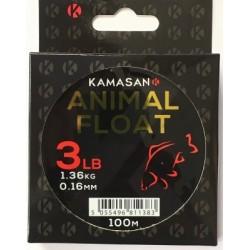 Kamasan Animal Float Line (100m)