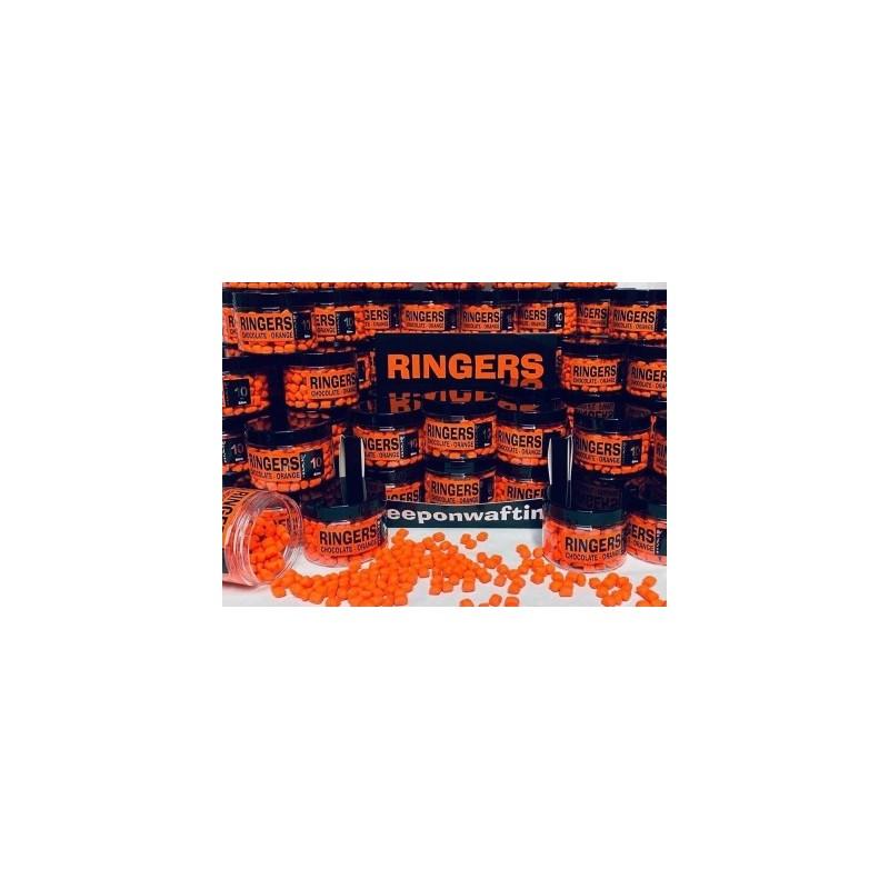 Ringers Slim Chocolate Orange Wafter (RNG86)