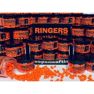 Ringers Slim Chocolate Orange Wafter