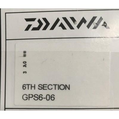 Daiwa Generic Section 6 (Old Mandrel) GPS6-06