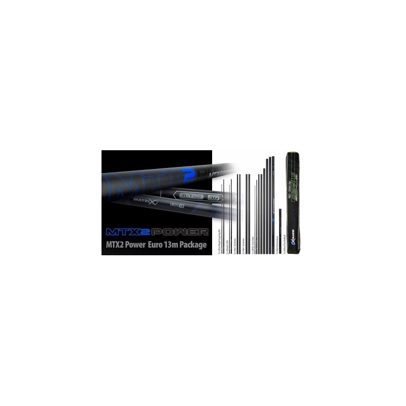 Matrix MTX2 Power 13m Euro Pole Package