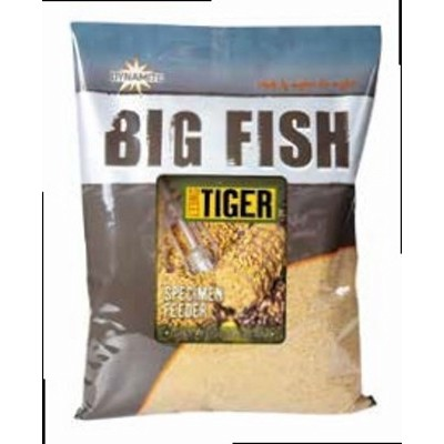 Dynamite Big Fish Sweet Tiger Specimen Feeder (DY1477)