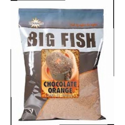 Dynamite Big Fish Chocolate Orange Groundbait (DY1478)