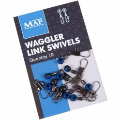 MAP Waggler Link Swivels (R1032)