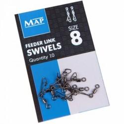 MAP Feeder Link Swivels