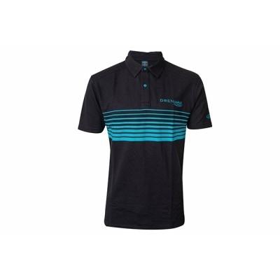 Drennan Black Polo Shirt
