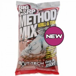 Bait-Tech Krill & Tuna Groundbait