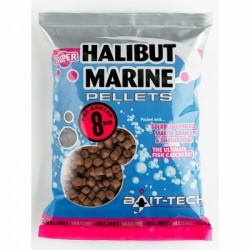 Bait-Tech Super Red Hali Pellet