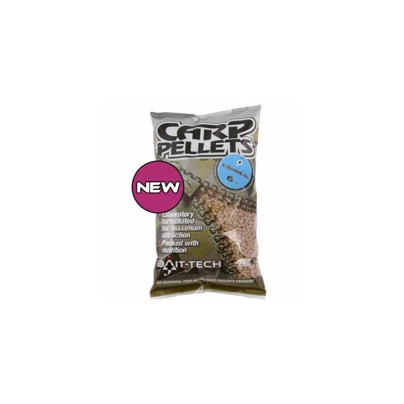 Bait-Tech Carp Feed Pellets 2Kilo