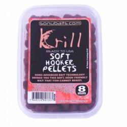 Sonu Krill Soft Hooker Pellets