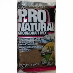 Bait-Tech Pro Natural Groundbait
