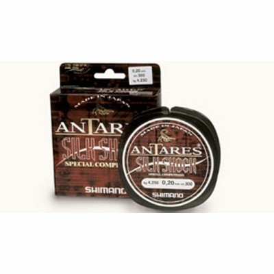 Shimano Antares Silk Shock 50m (Brown Box)