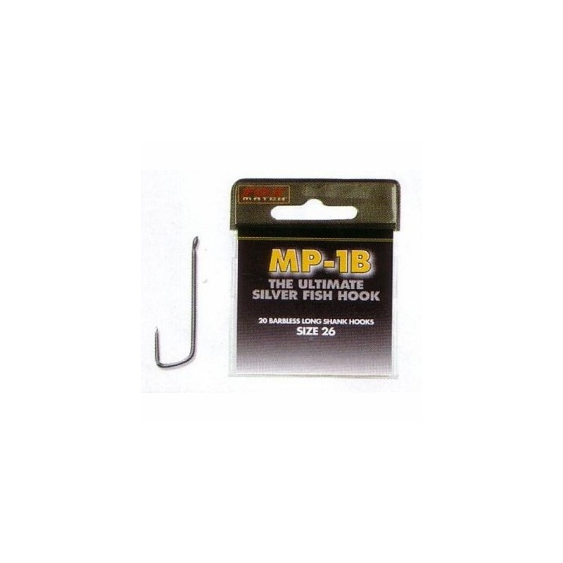 Fox MP1 Barbless Hooks