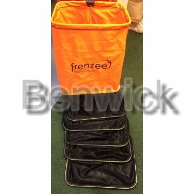 Frenzee 2.5m Orange Keepnet