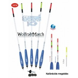 Cralusso Wolfra Match Waggler