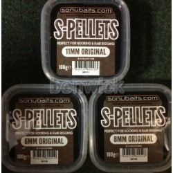 Sonu S-Pellets Original Tubs
