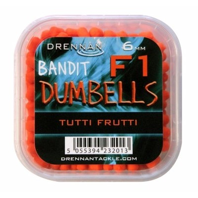 Drennan F1 Dumbells Tutti Frutti