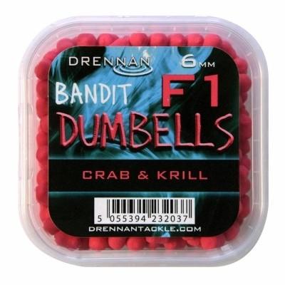 Drennan F1 Dumbells Crab & Krill
