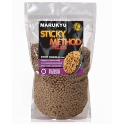 Marukyu Sticky Method Pellets
