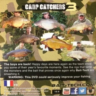 Bait-Tech Carp Catchers DVD Series3