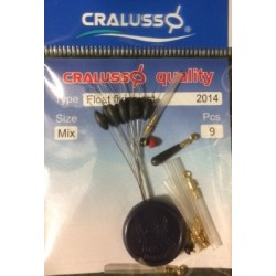 Cralusso Float Fixing Set