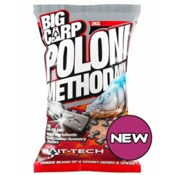 Bait-Tech Big Carp Method Mix Poloni