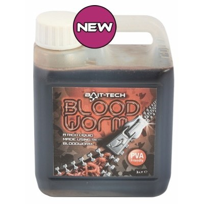 Bait-Tech Bloodworm Liquid