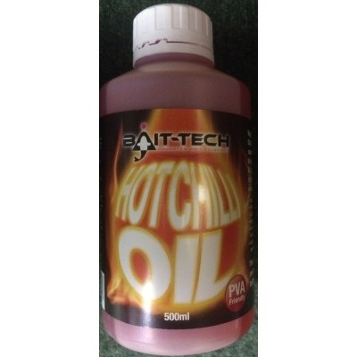 Bait-Tech Hot Chilli Oil