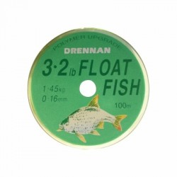 Drennan Float Fish Line (Green Spool)