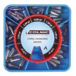Colmic Long Drop Lead Olivette Box 'A'